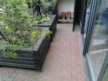 Sanierung einer Terrasse mit Dämmung und neuen Terrassenplatten