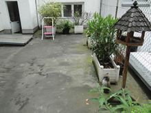 Terrassensanierung mit Terrassenplatten